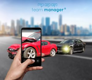 inspecciónyperitaje a vehículosmediante solución IoT